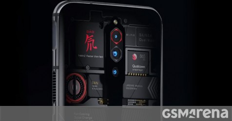 nubia Red Magic 5G will have a Transparent Edition, that shows the fan spinning thumbnail