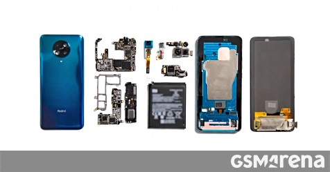 Watch the unreleased Redmi K30 Pro get disassembled on camera