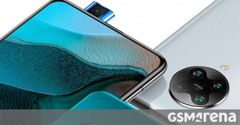 Redmi K30 Pro will sport a 60Hz notchless OLED display, new color confirmed