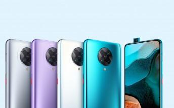 Poco F2 Pro colors and price leak, should cost €570