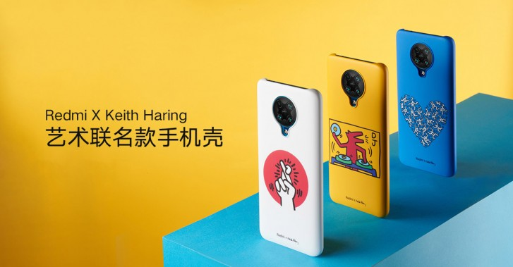 Redmi K30 Pro Keith Haring wallpapers are here