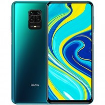 Redmi Note 9 Pro in Aurora Blue, Glacier White and Interstellar Black colors