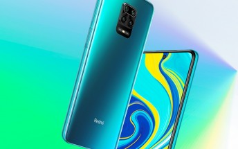 Redmi Note 9S announced: the Note 9 Pro's global counterpart