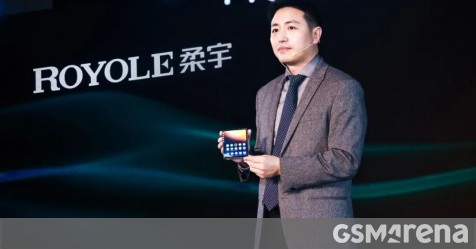 Royole unveils Flexpai 2 with improved foldable display