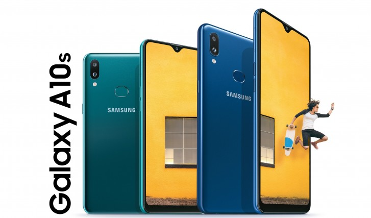 Samsung Galaxy A10s gets Android 10 update