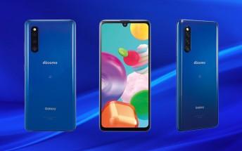 Samsung Galaxy A41 announced with 6.1