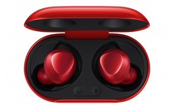 Samsung Galaxy Buds+ arrive to the US in Red, ships March 20