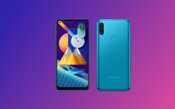 Samsung Galaxy M11 comes to Europe for €159