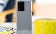 Samsung Galaxy S20 series camera update goes global
