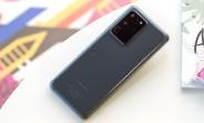 Samsung Galaxy S20 Ultra breezes through durability test