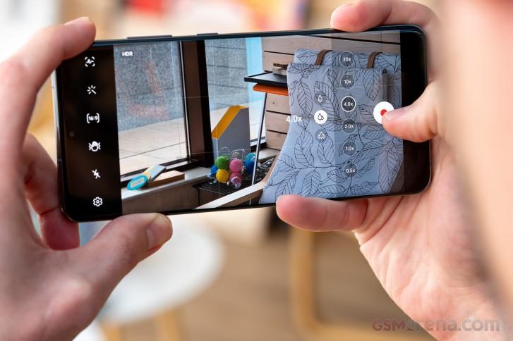 Galaxy S20 Ultra harika düşük ışıklı video kaydediyor, işte bir örnekleyici