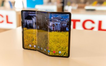 TCL introduces two new foldable and flexible concept smartphones