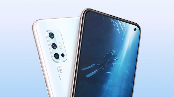 Current vivo V19 Indonesia/vivo V17 India