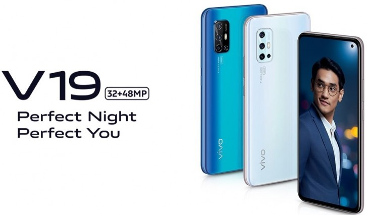 vivo V19 goes official, it's a rebranded V17 launched in India
