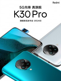 المثيرات Redmi K30 Pro