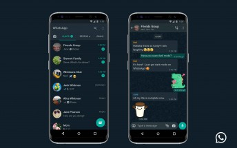 WhatsApp finally gets a non-beta dark mode on Android and iOS