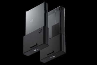 Xbox Series X removable storage