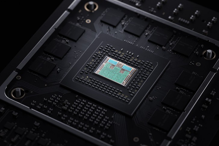 Microsoft details Xbox Series X hardware, shows off faster load times