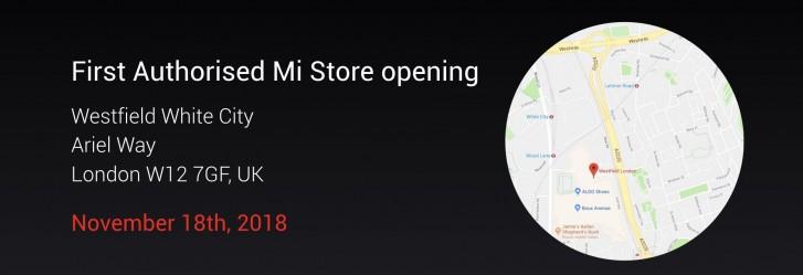 يغلق Xiaomi متجره الأول والوحيد في المملكة المتحدة بعد أقل من عامين من الافتتاح