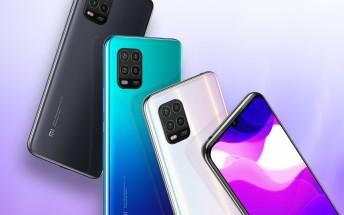 Xiaomi Mi 10 Lite is a €350 5G phone with 48MP main camera