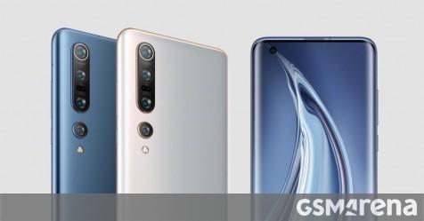 The Xiaomi Mi 10 and Mi 10 Pro are getting a massive camera update