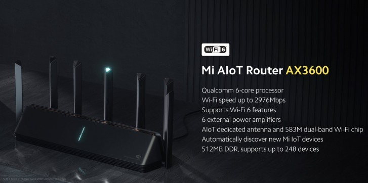 Xiaomi brings TWS earphones 2, Wi-Fi 6 router, 65'' TV to Europe