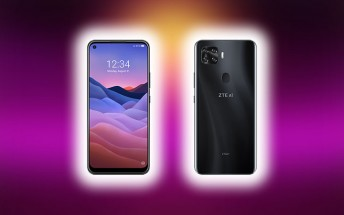 ZTE's 5G-packing a1 ZTG01 coming to Japan, specs revealed