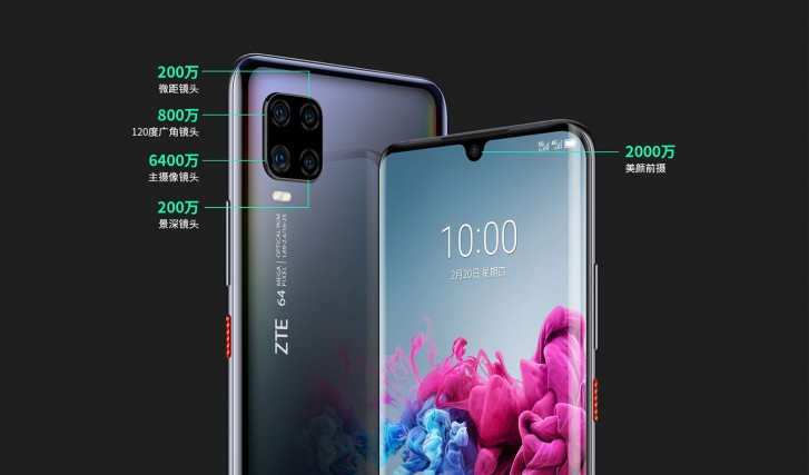 ZTE Axon 11 5G Price in India, Specifications, Comparison (23rd March 2020)