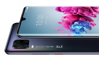 ZTE Axon 11 5G goes on sale starting at $379