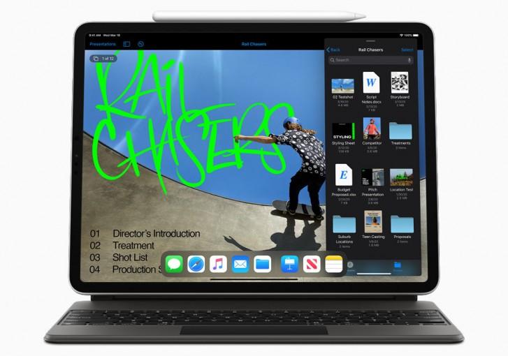 تقوم Apple بتحديث iMovie و iWork suite لأجهزة iPadOS بدعم الماوس ولوحة التتبع