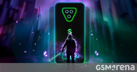 Black Shark 3 and 3 Pro gaming phones land in Europe on May 8