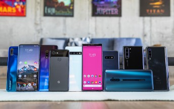 Smartphone shipments in China bounce back in March