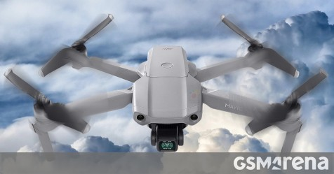 DJI Mavic Air 2 leaks: 48MP camera with pixel binning, larger (and heavier) battery, 8K Hyperlapse