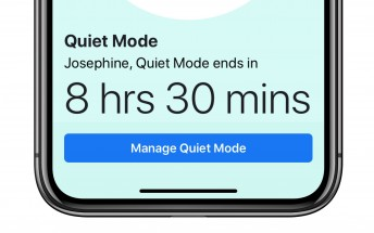 "Facebook adds ""Quiet Mode"" so you can take a break from notifications"