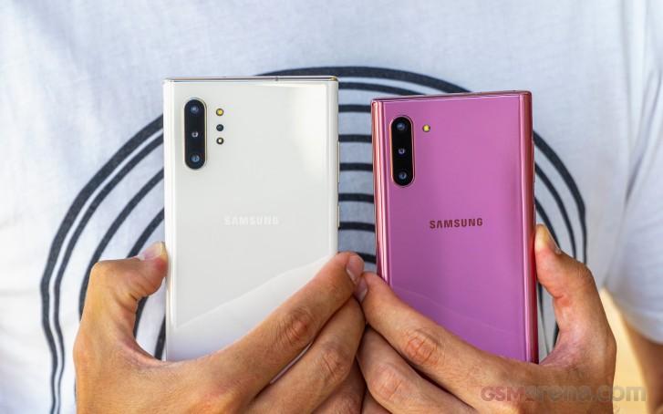تؤكد شركة Samsung إطلاق Galaxy Note20 و Fold 2 على المسار الصحيح لـ H2 2020