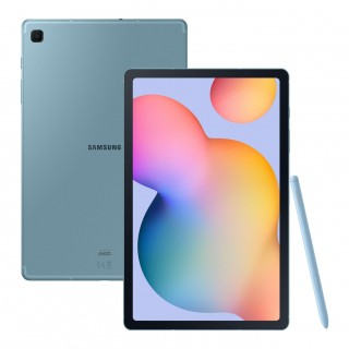 Samsung Galaxy Tab S6 Lite in Agora Blue