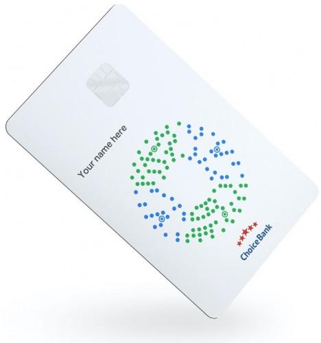 هذا ليس التصميم النهائي لبطاقة Google
