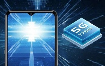 Hisense F50 5G arrives with  a new 5G chipset