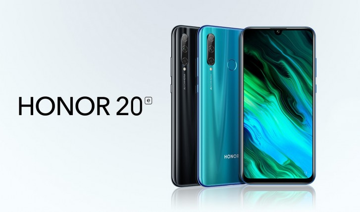 Honor 20 lite arrives in Italy as Honor 20E