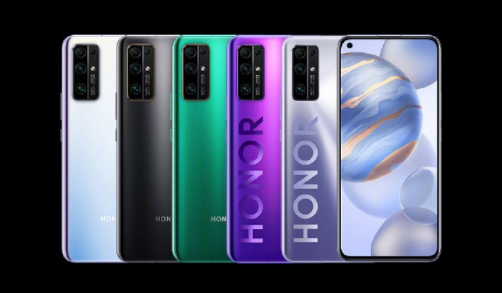 Honor 30 and 30 Pro come with OLED displays and periscope cameras