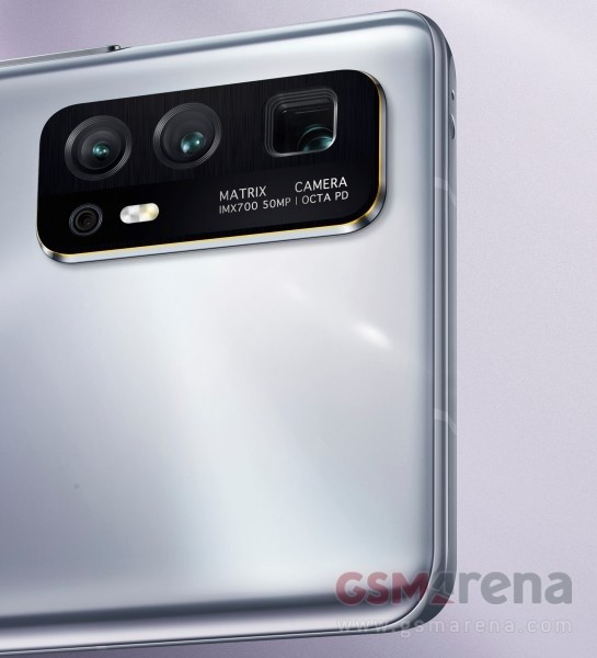 Honor 30 leaked image confirms 50MP Sony IMX700 camera