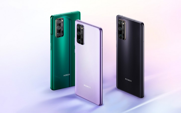 Honor 30 flagships: random thoughts