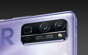 Honor 30 Pro+ videography skills showcased in promo video