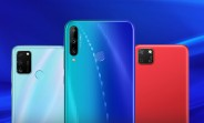 Honor unveils 9C, 9A and 9S phones