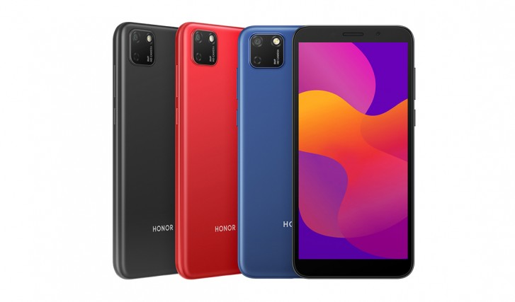 Honor unveils 9C, 9A and 9S phones in Russia