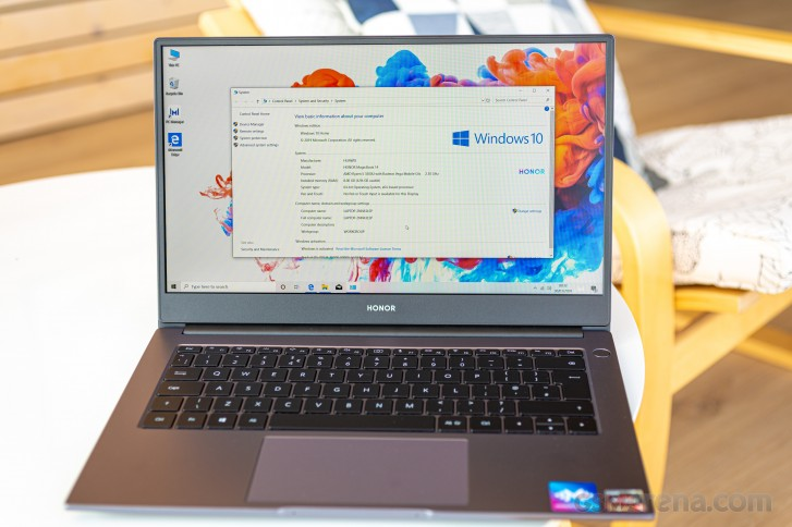 Honor MagicBook 14 review