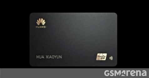 Huawei card unveiled, because Apple has one - Armenian Reporter