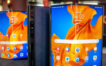 Huawei says it lost over $60 million on the Mate Xs foldable phone