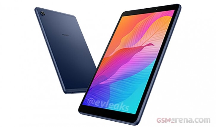 8-inch Huawei MatePad T pops up in renders