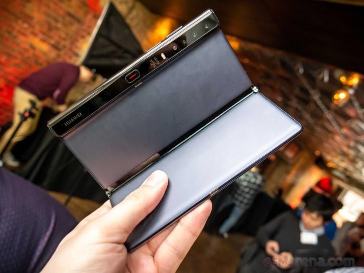 Huawei Mate Xs pour examen